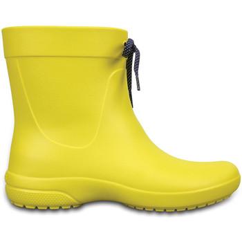 Pantofi Bărbați Cizme de cauciuc Crocs 203851 Galben