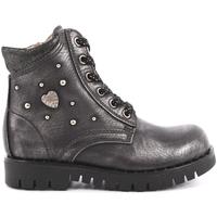 Pantofi Copii Ghete NeroGiardini A830760F Gri