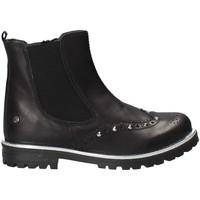 Pantofi Copii Ghete Melania ME6600F8I.A Negru