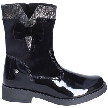Pantofi Copii Ghete Melania ME2801D8I.B Negru