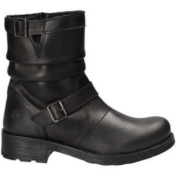 Pantofi Copii Ghete Melania ME6843F8I.A Negru