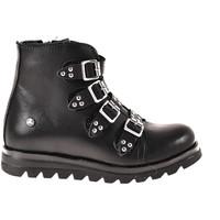 Pantofi Copii Ghete Melania ME2614D8I.A Negru