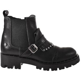 Pantofi Copii Ghete Melania ME6621F8I.A Negru