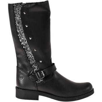 Pantofi Copii Ghete Melania ME6814F8I.W Negru
