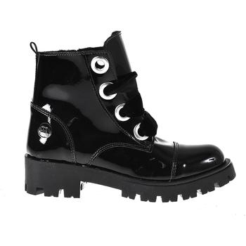 Pantofi Copii Ghete Melania ME6625F8I.Z Negru
