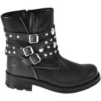 Pantofi Copii Ghete Melania ME6846F8I.B Negru