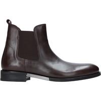 Pantofi Bărbați Ghete Guess FM8BOW LEA10 Maro