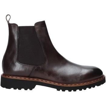 Pantofi Bărbați Ghete Exton 9059 Maro
