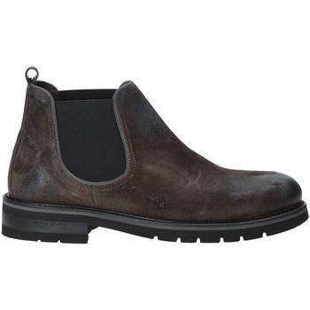 Pantofi Bărbați Ghete Exton 65 Gri