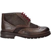 Pantofi Bărbați Ghete Exton 63 Maro