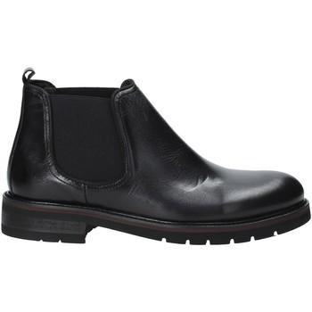 Pantofi Bărbați Ghete Exton 65 Negru