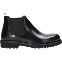 Pantofi Bărbați Ghete Exton 465 Negru