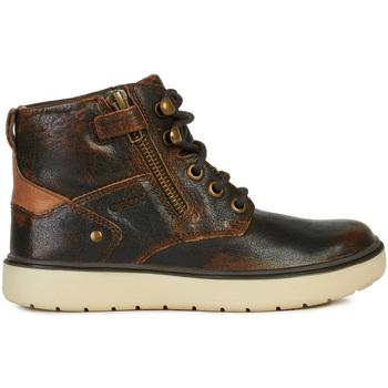 Pantofi Copii Ghete Geox J947SA 0JHMW Maro