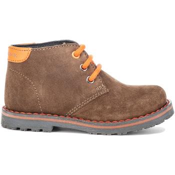 Pantofi Copii Ghete Lumberjack SB64509 001 A01 Maro