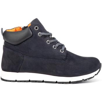 Pantofi Copii Ghete Lumberjack SB65301 001 M23 Albastru