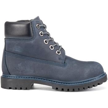 Pantofi Copii Ghete Lumberjack SB00101 021 D01 Albastru