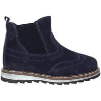 Pantofi Copii Ghete Melania ME2603D9I.B Albastru