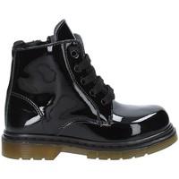 Pantofi Copii Ghete Melania ME2666D9I.A Negru