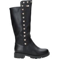 Pantofi Copii Ghete Miss Sixty W19-SMS680 Negru