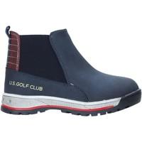 Pantofi Copii Ghete U.s. Golf W19-SUK525 Albastru
