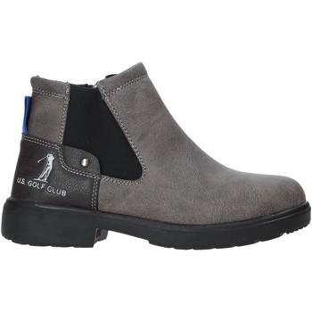 Pantofi Copii Ghete U.s. Golf W19-SUK550 Gri