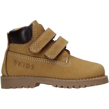 Pantofi Copii Ghete Valleverde 36801 Galben