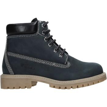 Pantofi Copii Ghete Valleverde 36803 Albastru