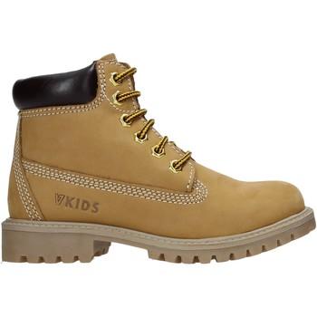 Pantofi Copii Ghete Valleverde 36803 Galben