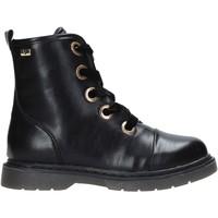 Pantofi Copii Ghete Valleverde 10243 Negru