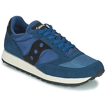 Pantofi Bărbați Pantofi sport Casual Saucony JAZZ VINTAGE Albastru / Negru
