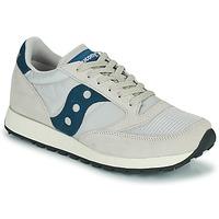 Pantofi Pantofi sport Casual Saucony JAZZ VINTAGE Bej / Albastru