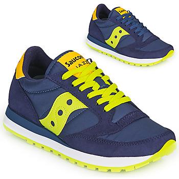 Pantofi Pantofi sport Casual Saucony JAZZ ORIGINAL Albastru / Galben