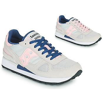 Pantofi Femei Pantofi sport Casual Saucony SHADOW ORIGINAL Gri / Roz / Albastru