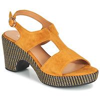 Pantofi Femei Sandale  Adige ROMA V7 UNER SAFRAN Maro