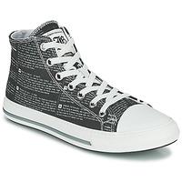 Pantofi Femei Pantofi sport stil gheata John Galliano GERMAINE Negru