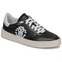 Pantofi Bărbați Pantofi sport Casual Roberto Cavalli GEL Negru