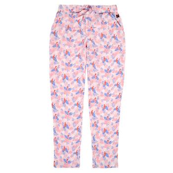 Îmbracaminte Fete Pantaloni fluizi și Pantaloni harem Carrément Beau Y14187-44L Roz