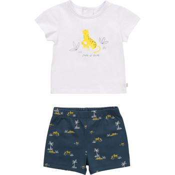 Îmbracaminte Băieți Compleuri copii  Carrément Beau Y98107-N48 Multicolor