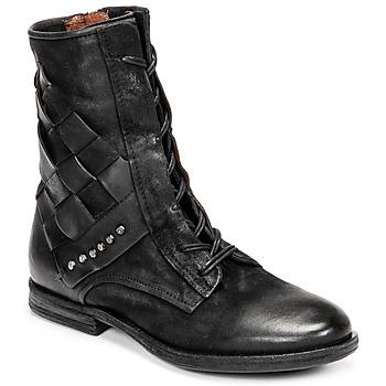 Pantofi Femei Ghete Airstep / A.S.98 ZEPORT TRESSE Negru