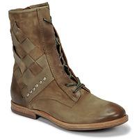 Pantofi Femei Ghete Airstep / A.S.98 ZEPORT TRESSE Kaki