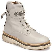 Pantofi Femei Ghete Airstep / A.S.98 IDLE Alb