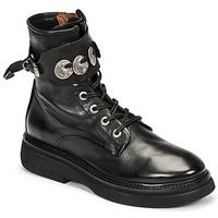 Pantofi Femei Ghete Airstep / A.S.98 IDLE Negru