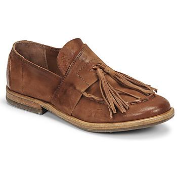 Pantofi Femei Mocasini Airstep / A.S.98 ZEPORT MOC Camel