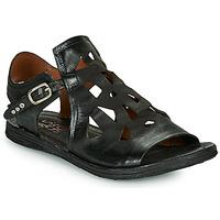 Pantofi Femei Sandale  Airstep / A.S.98 RAMOS PERF Negru