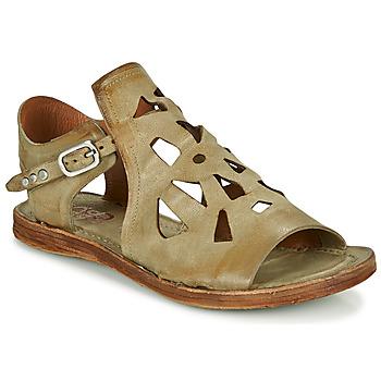 Pantofi Femei Sandale  Airstep / A.S.98 RAMOS PERF Kaki