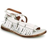 Pantofi Femei Sandale  Airstep / A.S.98 RAMOS FRANGE Alb