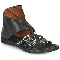 Pantofi Femei Sandale  Airstep / A.S.98 RAMOS HIGH Negru