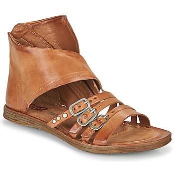 Pantofi Femei Sandale  Airstep / A.S.98 RAMOS HIGH Camel