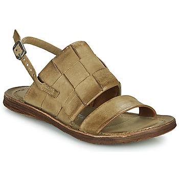 Pantofi Femei Sandale  Airstep / A.S.98 RAMOS TRESSE Kaki