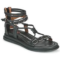 Pantofi Femei Sandale  Airstep / A.S.98 POLA SQUARE Negru
